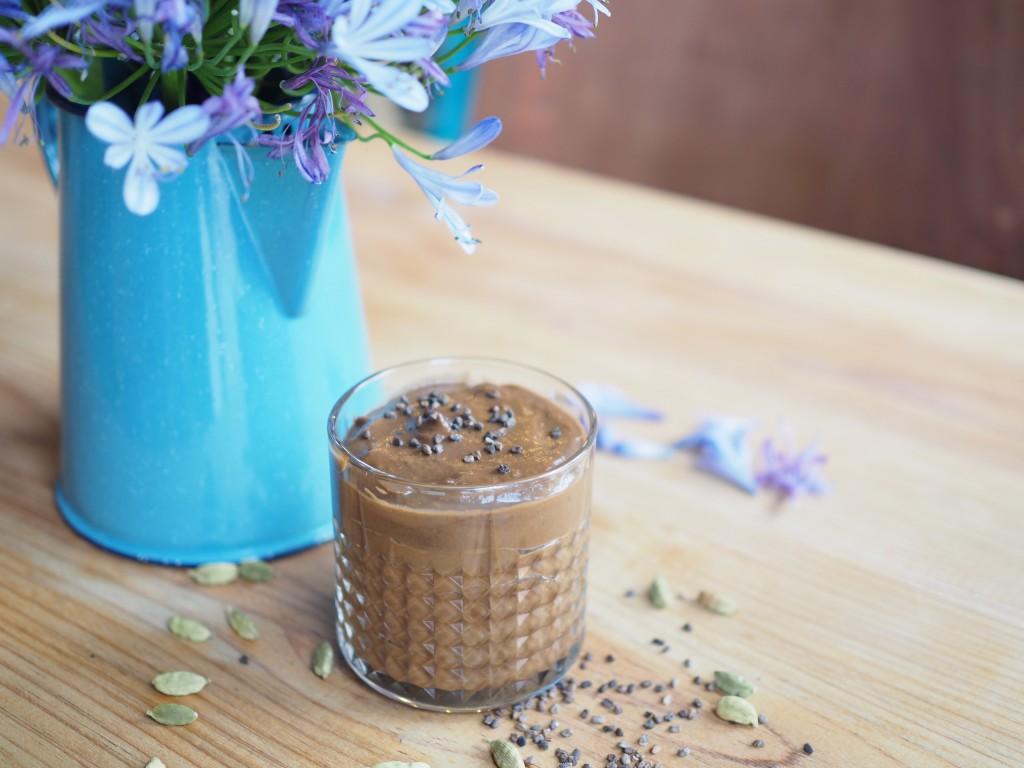 Chocolate Cardamom Mousse   Raw Freedom